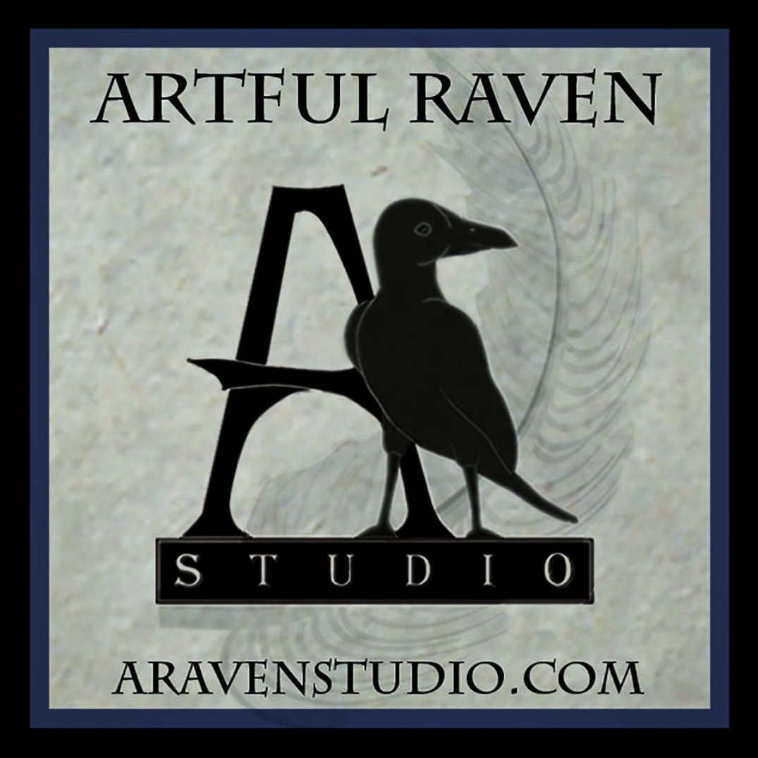 Artful Raven New Logo Icon 2014_Done